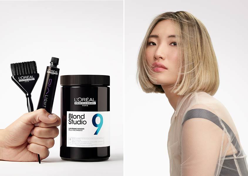 como fazer  balayage no cabelo curto